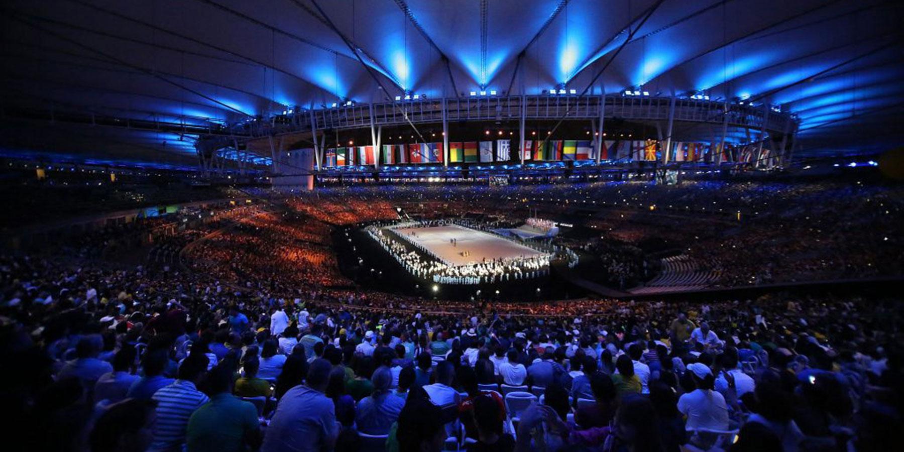 Rio 2016, cérémonie d'ouverture