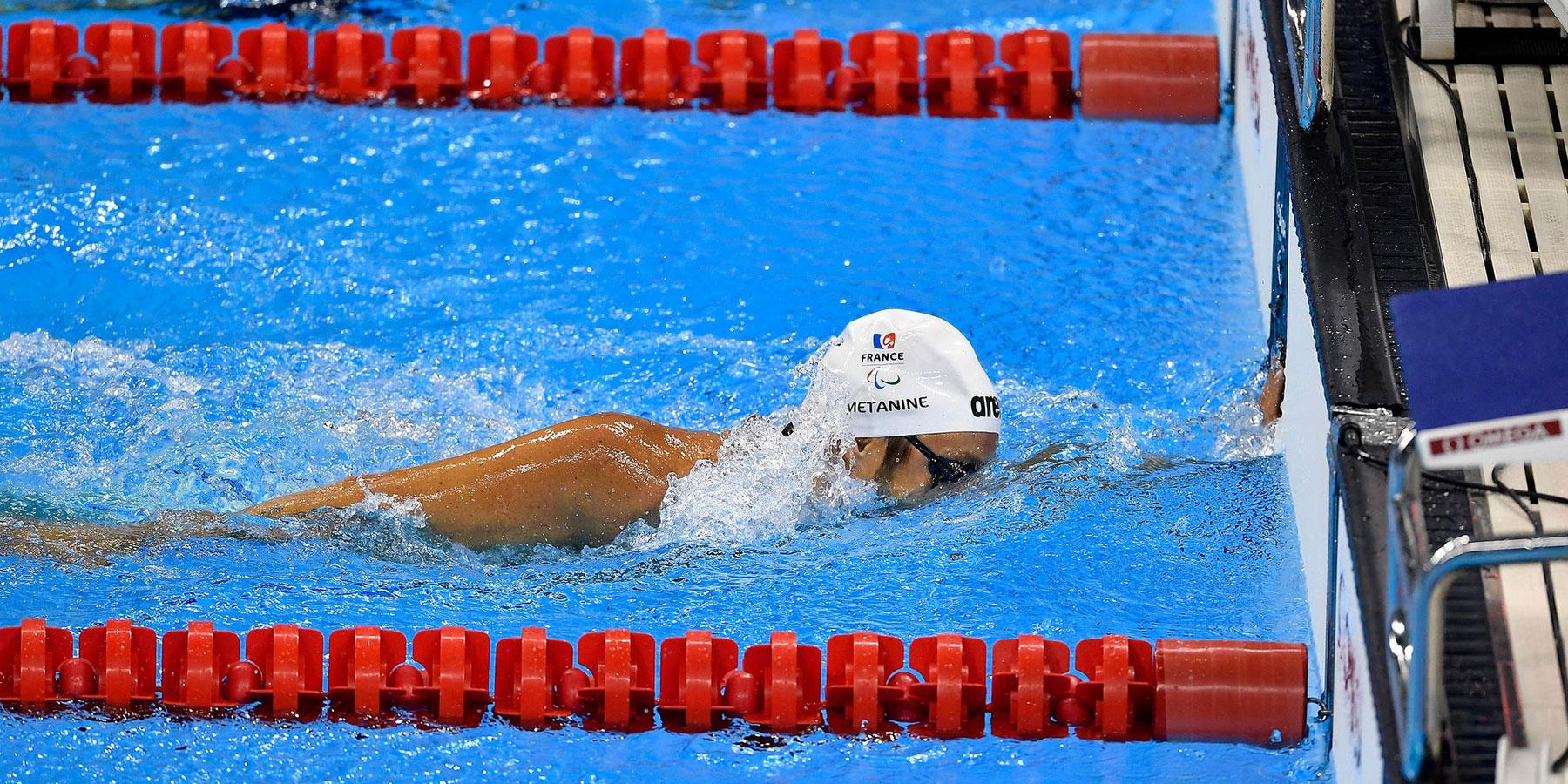 Jeux paralympique Rio 2016, 50 NL