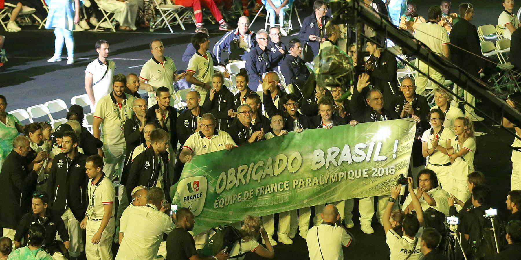 Cérémonie de clôture, Rio 2016